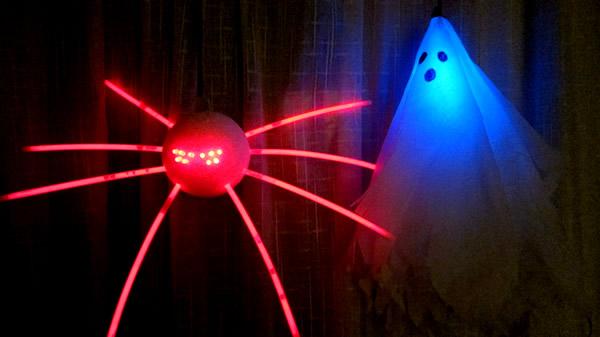 Halloween Glow Crafts