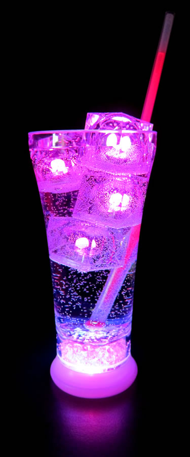 pinkglowingdrinkglass  u2013 activedark com  u2013 glowing ideas