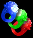 LED Bubble Rings