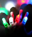 Laser Light Rings