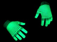 Glow in the Dark Gloves