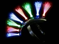 Fiber Optic LED Mohawk