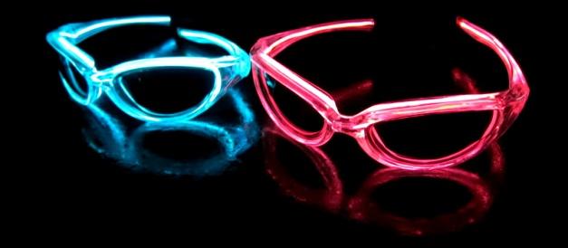 LED Sunglasses