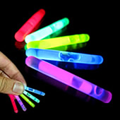 Small Glow Sticks for Easter Eggs