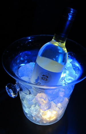 Lighted Ice Bucket