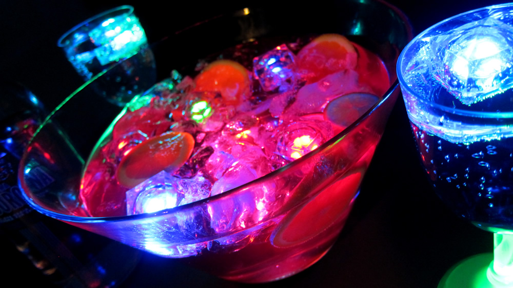 Mix Drink Ideas For Halloween