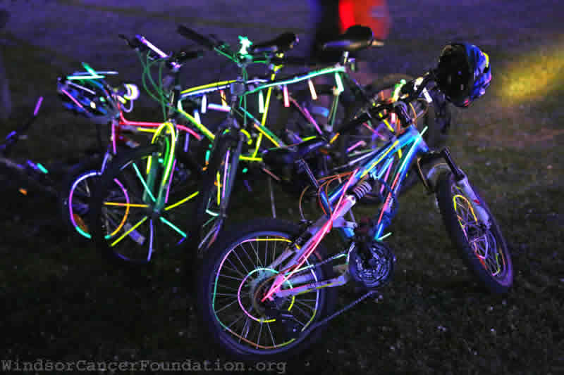 Glowing Bike Rides! Lighting Up Your Bicycle for Night Rides ...
