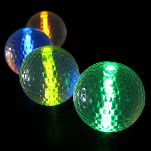 GlowGolfBalls
