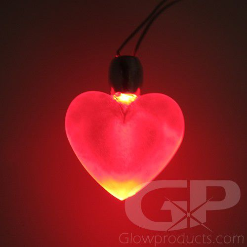 LED_Heart_Pendant_Necklace