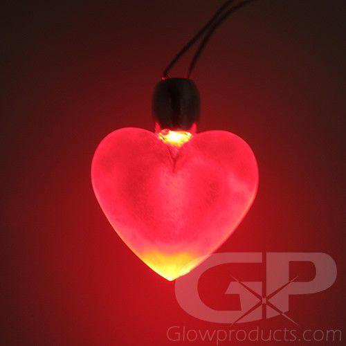 LED_Heart_Pendant_Necklace