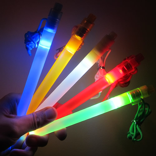 7 Inch LED Safety Light Sticks