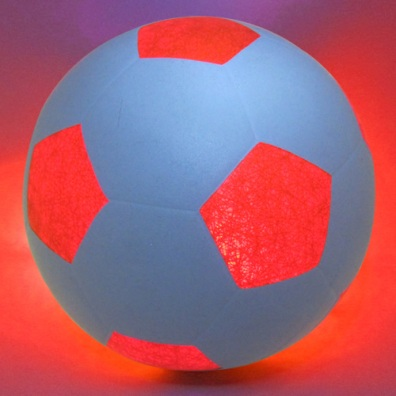 Light Up Soccer Ball