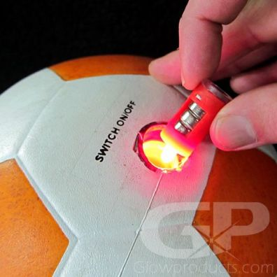 LED Insert Soccer Ball