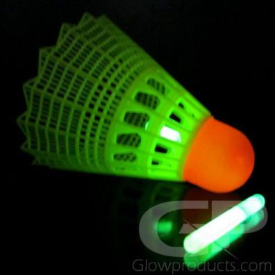 Glow in the Dark Badminton