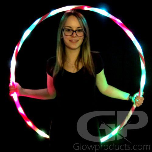 Glow in the Dark Hula Hoop