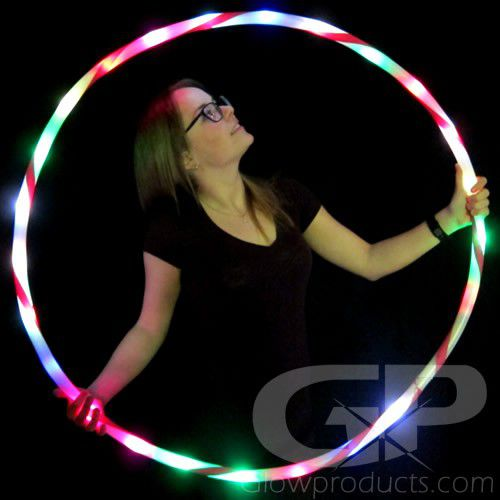 Light Up LED Hula Hoop