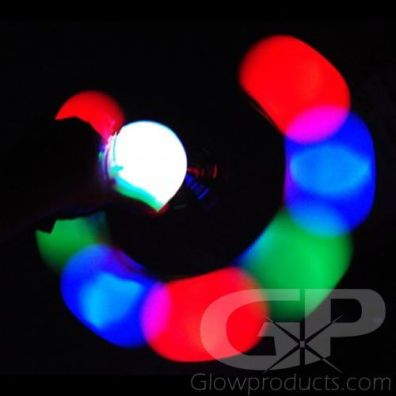 Glow in the Dark Poi Ball