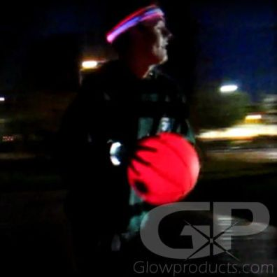 Lighted Basketball