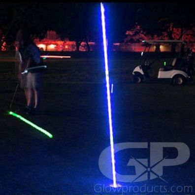 Light Up Golf Equipment