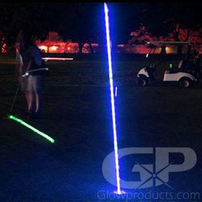 Light Up Golf Equipment