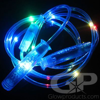 Light Up LED Skipping Ropes