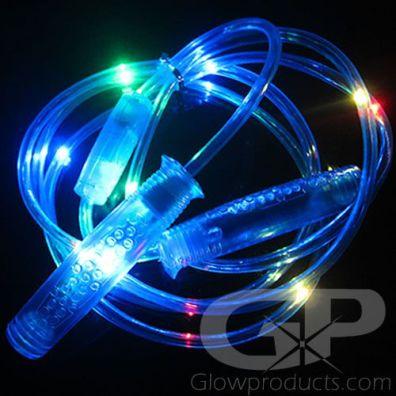 Light Up LED Skipping Ropes