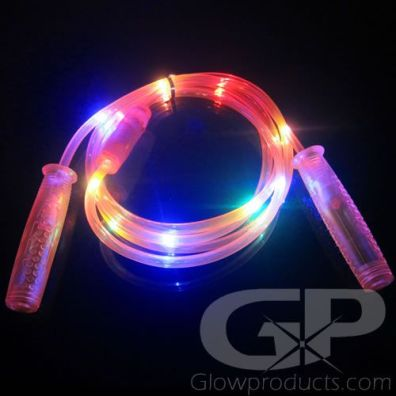 Glow in the Dark Skipping Jump Rope