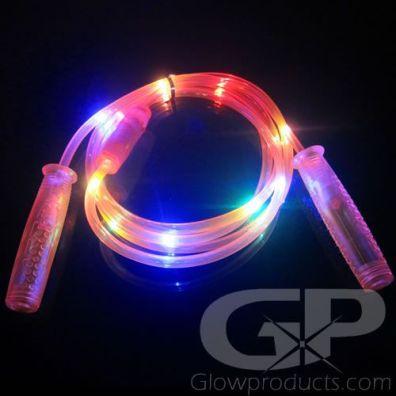 Glow in the Dark Skipping Jump Rope