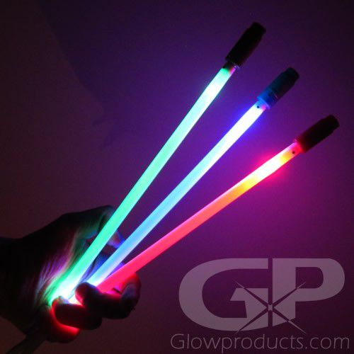 Light Up LED Marker Sticks