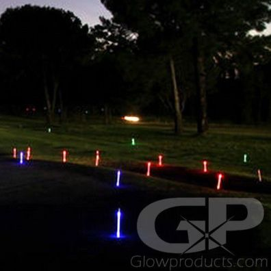 Night Sports Glow Markers